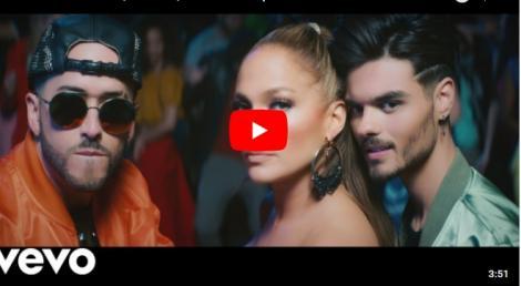 Piesa LATINO a verii 2018 este aici! Jennifer Lopez, mai HOT ca niciodată în noul clip. Domnilor, aşa ceva nu vreţi să pierdeţi!