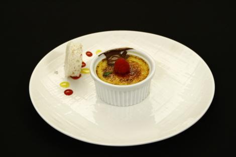 Un altfel de Creme Brulle. Un desert simplu și delicios!