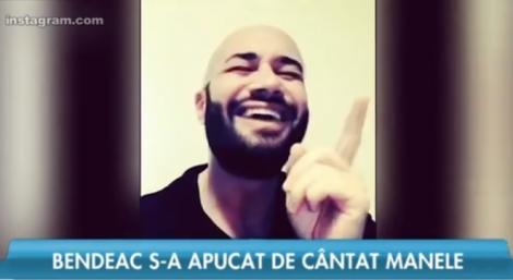 VIDEO! iTalent, pe sistem! Mihai Bendeac s-a apucat de cântat manele. Nu credeai să vezi AȘA CEVAAA!