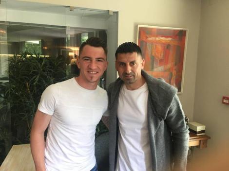 """OFICIAL! Dinamo îi """"fură"""" FCSB-ului un jucător de perspectivă. Jucătorul a fost prezentat la echipa din Ștefan cel Mare"""