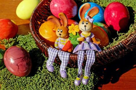 PAȘTE 2018. Mesaje de Paște. Urări, felicitări și SMS-uri pe care le poţi trimite celor dragi cu ocazia sărbătorilo pascale