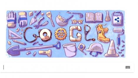 Zile libere 2018. Google sărbătorește Ziua Muncii 2018 cu un Doodle special
