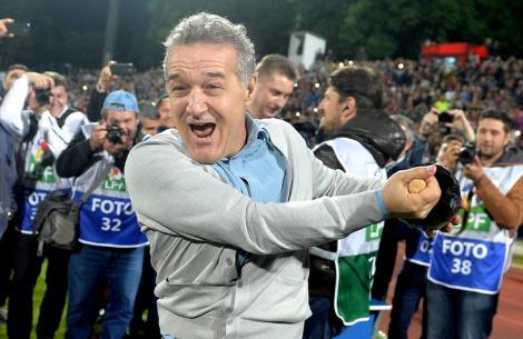 Se întâmplă în fotbalul mioritic! Gigi Becali dă cărțile pe față și spune cum făcea schimbările la FCSB ...din pușcărie!