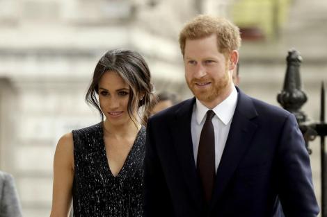 Prinţul Harry şi Meghan Markle promit o ceremonie de nuntă...veselă!