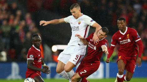 """AS Roma - Liverpool, ora 21:45! Italienii visează la o nouă """"ROMAntadă"""". Cele mai indicate ponturi la meciul de pe Stadio Olimpico"""