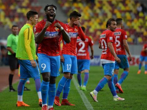 FCSB, adversari dificili în drumul către grupele Europa League. Ce echipe din campionatele de top apar în calea roș-albaștrilor