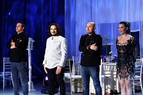 """A sosit momentul! Cei trei jurați își fac astăzi echipele cu care luptă la """"Chefi la cuțite"""""""