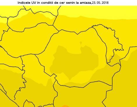BREAKING NEWS. Recomandarea specialiștilor: Evitați SĂ IEȘIȚI DIN CASE! Ce se întâmplă ACUM în Capitala României!