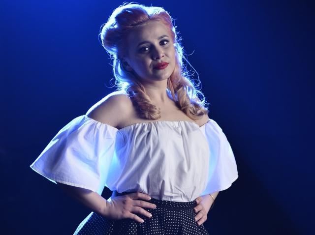 """Sâmbătă, de la ora 22.00, la Antena 1: Amalia Uruc, după ce l-a eliminat pe Dragoș Udilă la """"The Four – Cei 4"""":  """"Sunt omul care a refuzat să crească mare"""""""