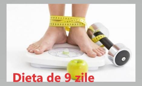 Dieta cu care slăbești 5 kg în 9 zile. Opt pași simpli de urmat