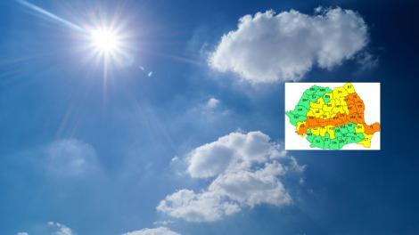 Vremea 28 mai. Prognoza meteo aduce vești bune! Scăpăm de ploi