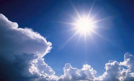 Vremea 29 mai. Prognoza meteo anunță soare. Când se schimbă vremea