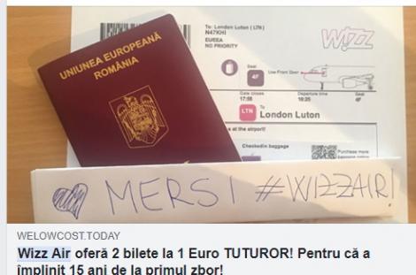 """Nu te lăsa înșelat! Vei rămâne FĂRĂ BANI! A reapărut înșelătoria care """"îți oferă bilete gratis"""""""