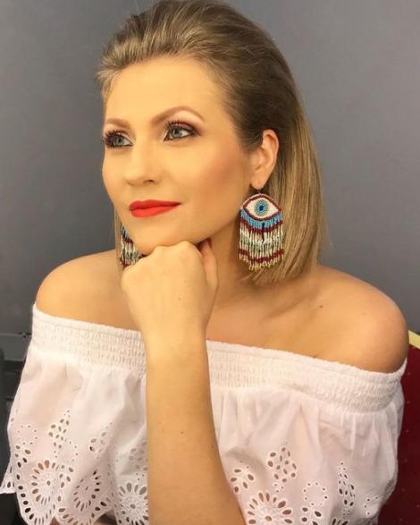 """Cum arată Mirela Boureanu Vaida, după 12 ore de repetiții! Imaginea care i-a surprins pe fani: """"Aproape de nerecunoscut!"""""""