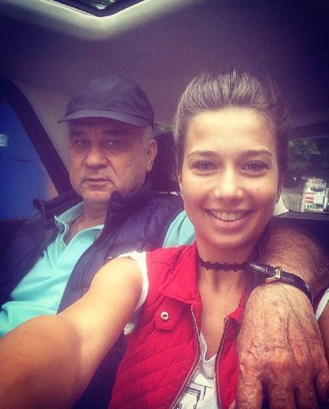 """La mulți ani, Anghel Iordănescu! Maria, fiica  lui Nea Puiu: """"Mi-aș dori ca soțul meu să fie așa cum este tata!"""""""