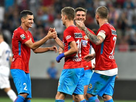 FCSB, echipa care distruge fotbaliști - episodul V. Cum a decăzut complet jucătorul comparat cu Belodedici, Busquets, Gică Popescu și Lupescu