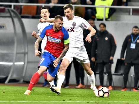 Surpriză uriașă în Liga 1! Denis Alibec, la o fostă campioană a României ? Unde e dispus să-l cedeze Gigi Becali