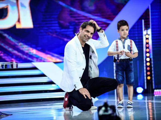 """Un copil genial, de cinci ani, îi uimește pe jurații Lidia Buble, Pepe și Dorian Popa, sâmbătă, la """"Next Star"""""""