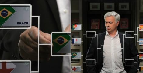 Campionatul Mondial de Fotbal Rusia 2018! Jose Mourinho anticipează marea finală a Cupei Mondiale. Va fi duelul celor mai buni dintre cei buni