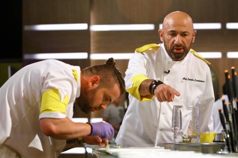 """Peștele, ingredientul vedetă din farfuriile gătite de bucătarii de la """"Chefi la cuțite""""!"""