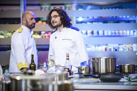 """Chef Florin Dumitrescu, atac dur la adresa fanilor nemulțumiți! """"Sunt sigur că nici vouă..."""""""