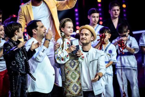 """Vocea sa specială a trimis-o în finală! Anastasia Ciobanu câștigă prima ediție a noului sezon """"Next Star"""""""