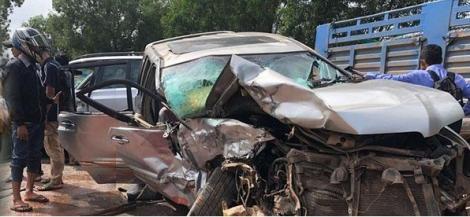 Doamne, ce tragedie în familia regală! Soţia prinţului Cambodgiei a murit într-un accident rutier: Avea 39 de ani