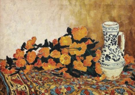 În anul Centenarului, cultura românească a stabilit un nou record. Suma colosală cu care a fost vândut un tablou semnat Ștefan Luchian