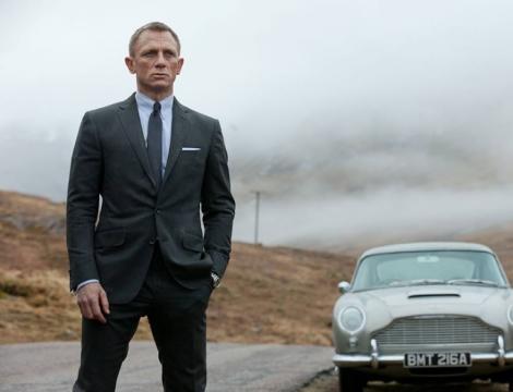 """ISTERIE pentru fanii """"James Bond""""! Întotdeauna ți-ai dorit să afli asta!"""