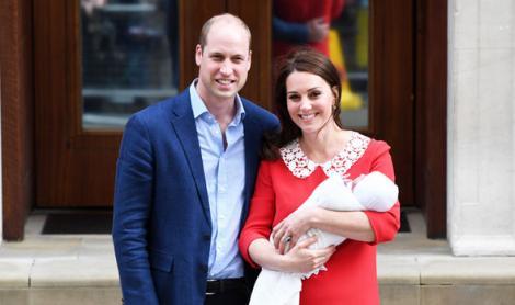 Anunțul de ULTIMĂ ORĂ făcut de Casa Regală a Marii Britanii! Când va fi botezat Prințul Louis, cel de-al treilea copil al lui Kate Middleton și al lui William