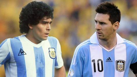 """Lionel Messi sau Diego Maradona? Sergio Ramos ne spune cine este cel mai mare: """"Este la ani lumină cel mai bun argentinian din istorie!"""""""