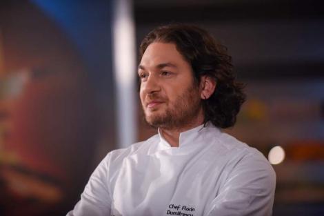 Șoc uriaș pentru Chef Florin Dumitrescu, atunci când a venit acasă! Ce a găsit juratul în sufragerie