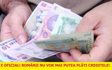 Lovitură CUMPLITĂ! Se anunță dobânzi COLOSALE și românii nu vor mai putea plăti creditele!