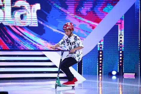 """Arian a adus super scheme de freestyle la """"Next Star""""! """"Nu vreau să știu câte trânte a luat"""""""