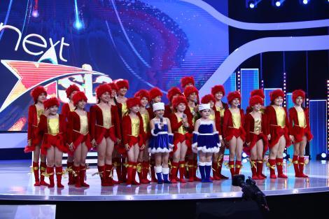 """Lacrimi și inimi frânte! Puștoaicele de la """"City Dance"""" n-au luat votul, dar cu siguranță au făcut spectacol la """"Next Star""""!"""