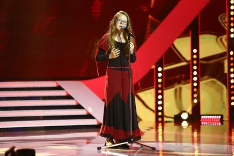 """Sfâșietor de frumos! Andreea a câștigat a doua ediție a noului sezon """"Next Star"""" cu un spectacol de muzică fado!"""