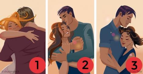Care dintre cupluri este cel mai fericit? – Alegerea ta îți va dezvălui secretul relației tale!