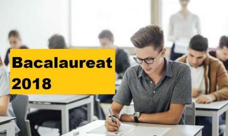 BACALAUREAT 2018. Peste 136.000 de candidaţi încep astăzi probele scrise la BAC. SUBIECTE Limba şi literatura română!