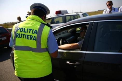 Jale pe șosele! Peste 500 de şoferi au rămas fără permis. Poliția Română avertizează: AMENZI de peste TREI MILIOANE DE LEI