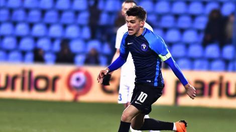 """BREAKING NEWS! Transfer de răsunet pentru Ianis Hagi! O semifinalistă de Liga Campionilor oferă 5 milioane de Euro pentru fiul """"Regelui"""""""