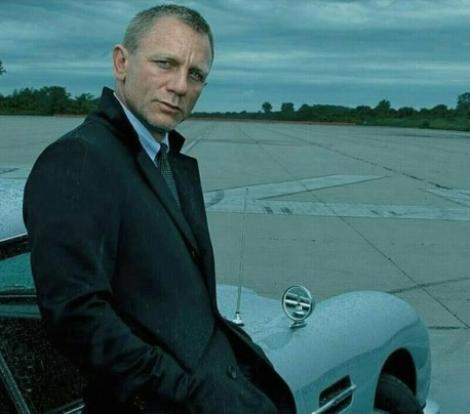 Daniel Craig, DISTINCȚIE SUPREMĂ înainte de a juca rolul James Bond pentru ultima dată. Orice artist visează la așa ceva!
