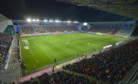 FRF a anunțat stadioanele pe care va evolua naționala României meciuri de acasă din Liga Națiunilor