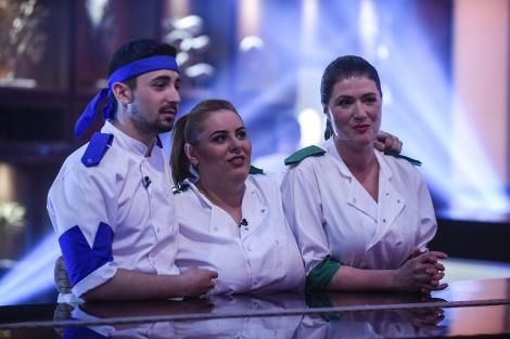 """Chefii au decis! Aceștia sunt cei trei FINALIȘTI din emisiunea """"Chefi la cuțite""""!"""