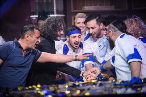 """Bogdan Vandici și-a adjudecat trofeul! Antena 1, lider incontestabil de audiență cu finala """"Chefi la cuțite"""""""