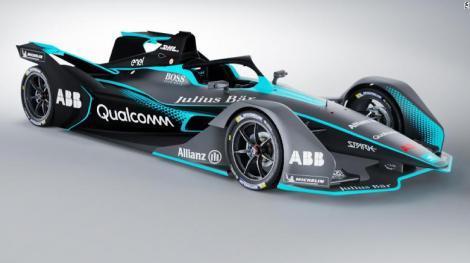 Mașina de curse a viitorului? Formula E a prezentat a doua generație a bolizilor electrici.