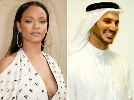 Domnilor, e din nou singură și disponibilă! Rihanna a renunțat la iubitul miliardar. Sauditul, norocos de fel:  a avut o relație și cu supermodelul Naomi Campbell
