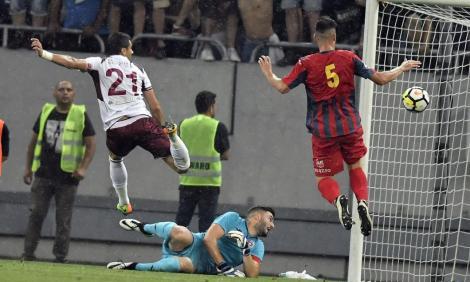 ULTIMA ORĂ! Steaua - Rapid, un nou episod în finala Cupei României pe București! S-a decis stadionul de disputare al meciului