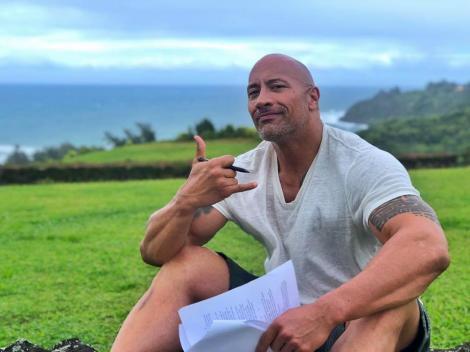 """Nu e ușor să te antrenezi cu Dwayne """"The Rock"""" Johnson! O vedetă americană a ajuns la spital"""