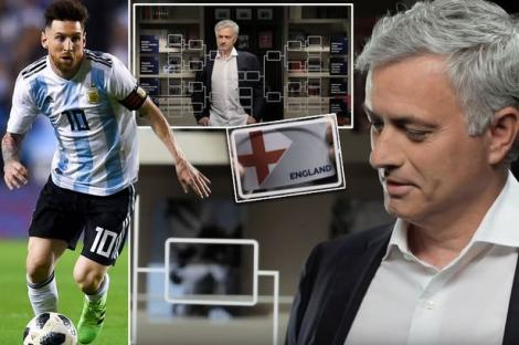"""Campionatul Mondial de Fotbal Rusia 2018! Jose Mourinho ne spune cum vor arăta """"optimile"""". Iată cum vede lusitanul fiecare grupă"""