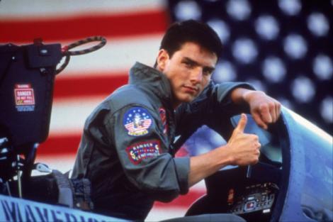 """Fac echipă din nou! Tom Cruise și un alt actor celebru vor juca în continuarea filmului """"Top Gun"""""""